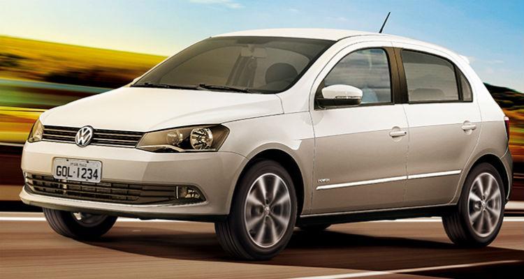 Volkswagen Gol novo 1.6 Mi Total Flex 8V 4p