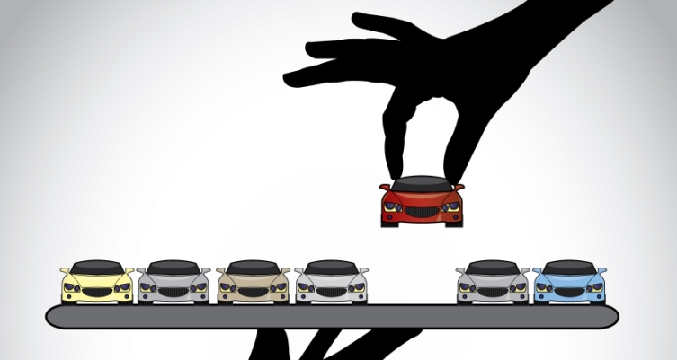 Comparativo dos carros populares